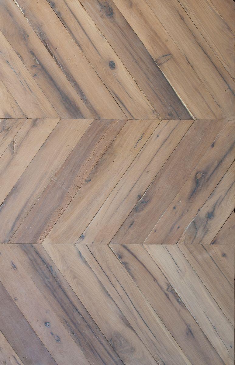 Reclaimed Oak Chevron Parquet Reclaimed flooring