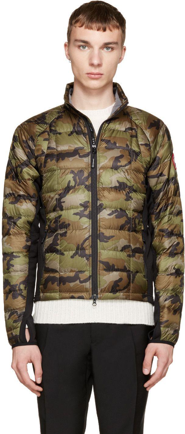 canada goose jacke herren camouflage