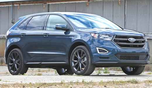 2019 Ford Edge Sport Specs Ford Edge Sport Ford Edge 2019 Ford