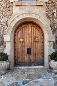 Great door Tasteful Tuscan - mediterranean - exterior - san diego - Elevation Architectural Studios & Great door Tasteful Tuscan - mediterranean - exterior - san diego ...