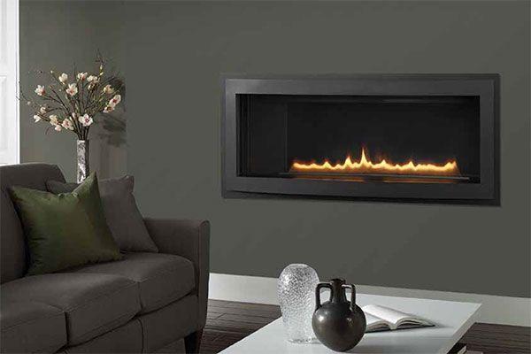 Rave Modern Gas Fireplace