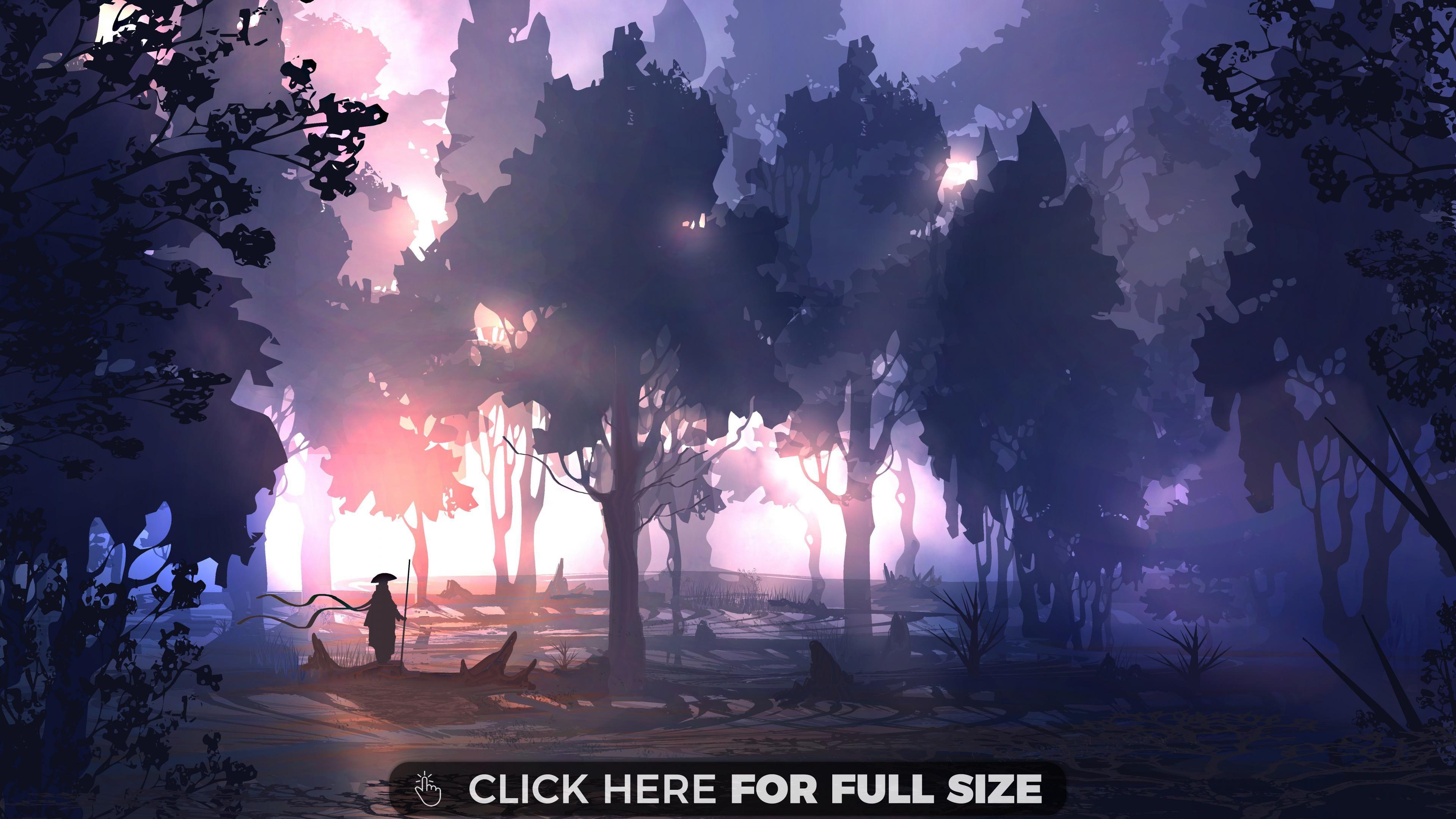 Fantasy Art 4k Wallpaper Desktop Wallpaper Art Landscape Wallpaper Desktop Wallpapers Backgrounds
