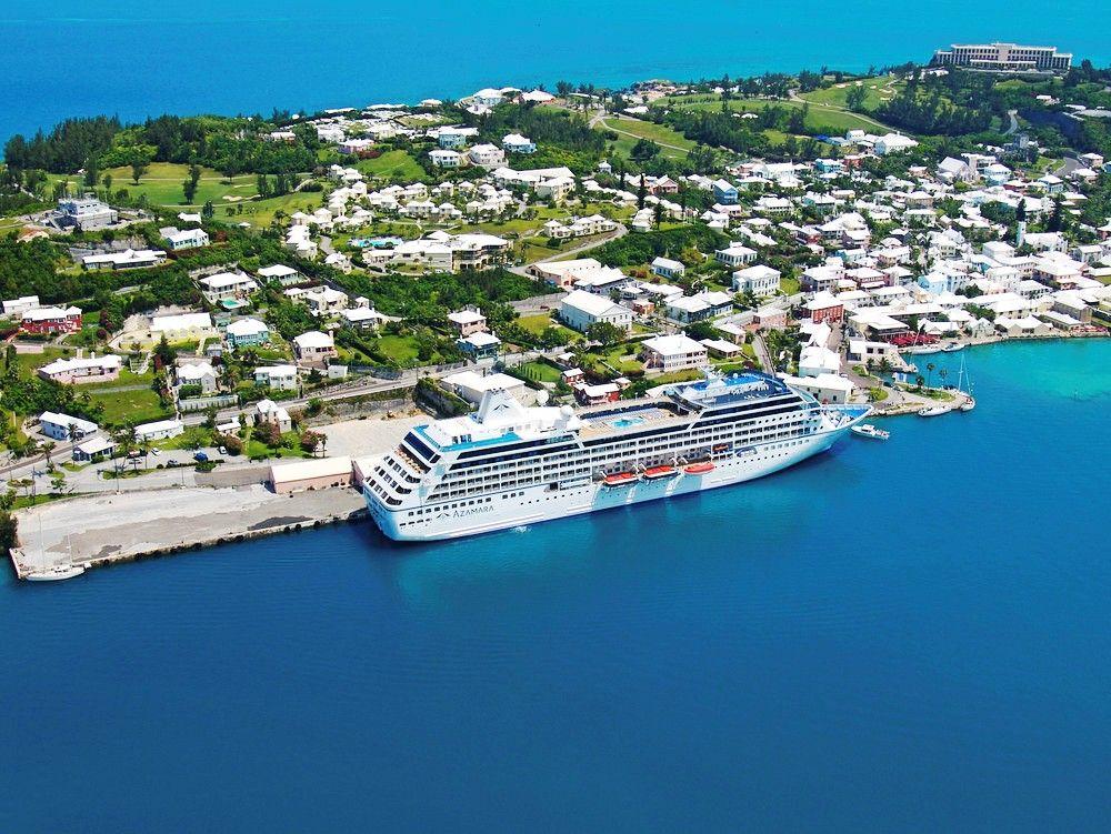 Royal Naval Dockyard #Bermuda http://www.gotobermuda.it/default/