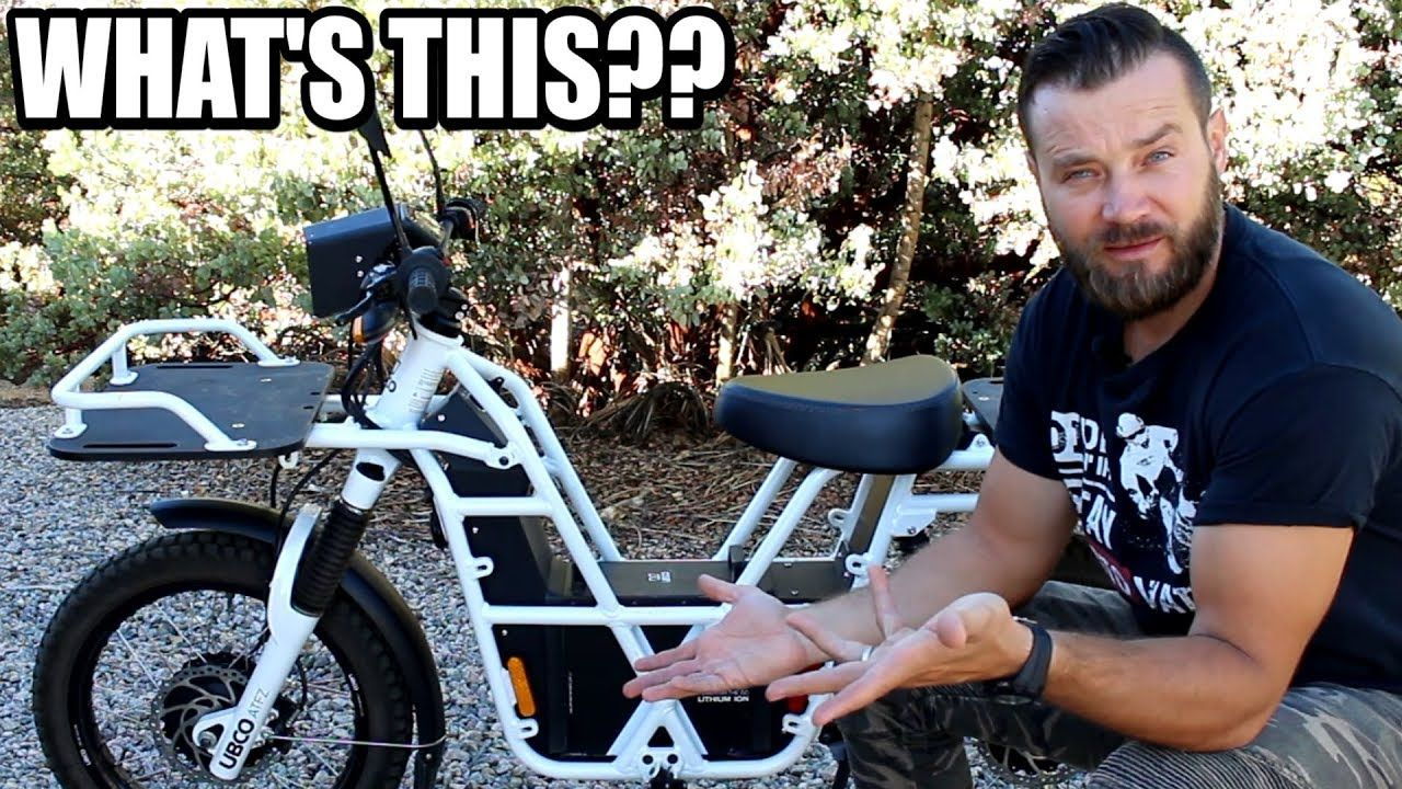 Ubco 2x2 Electric Utility Bike Honest Review With Images