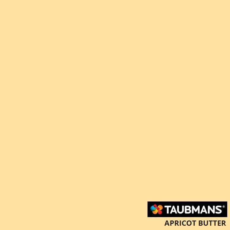 #Taubmanscolour #apricotbutter