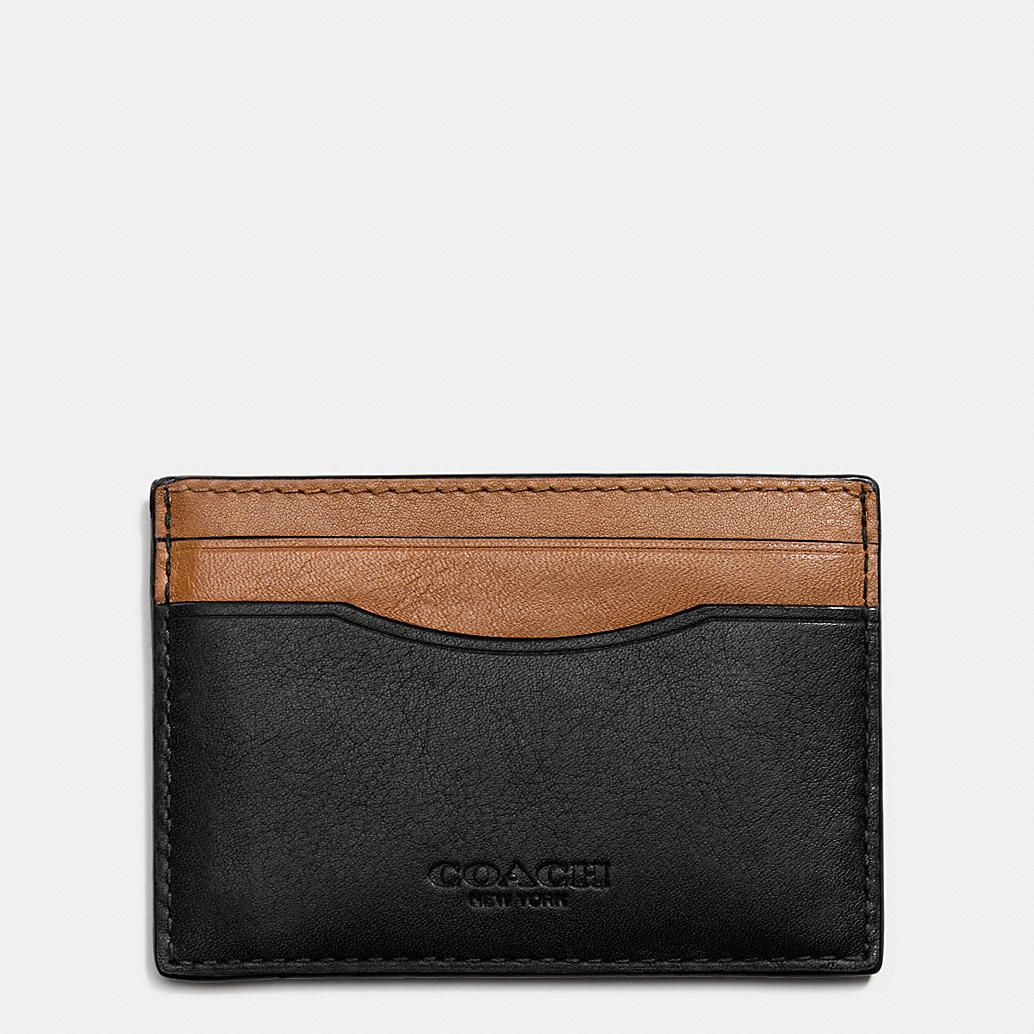 e2ab8029f1 Card case in sport calf leather | MAN ABOUT TOWN | Leather, Card ...