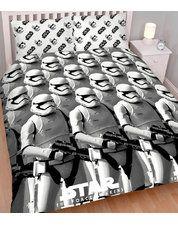 Official Disney Star Wars Awaken Single Bed Duvet Cover Pillow Set REVERSIBLE UK