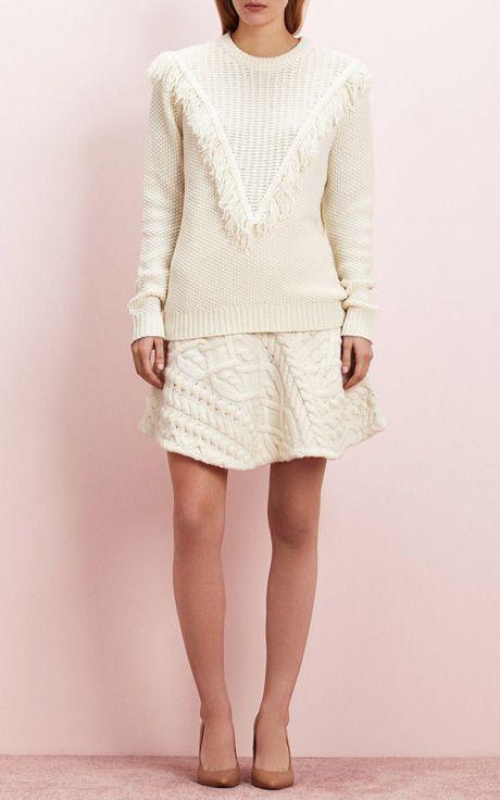 Rhié Fall/Winter 2015 Trunkshow Look 19 on Moda Operandi
