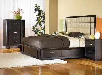 Fairmont Designs Bedroom Sets New 4 Pc Solutions Storage Platform Bedroom Furniture Setfairmont 2018