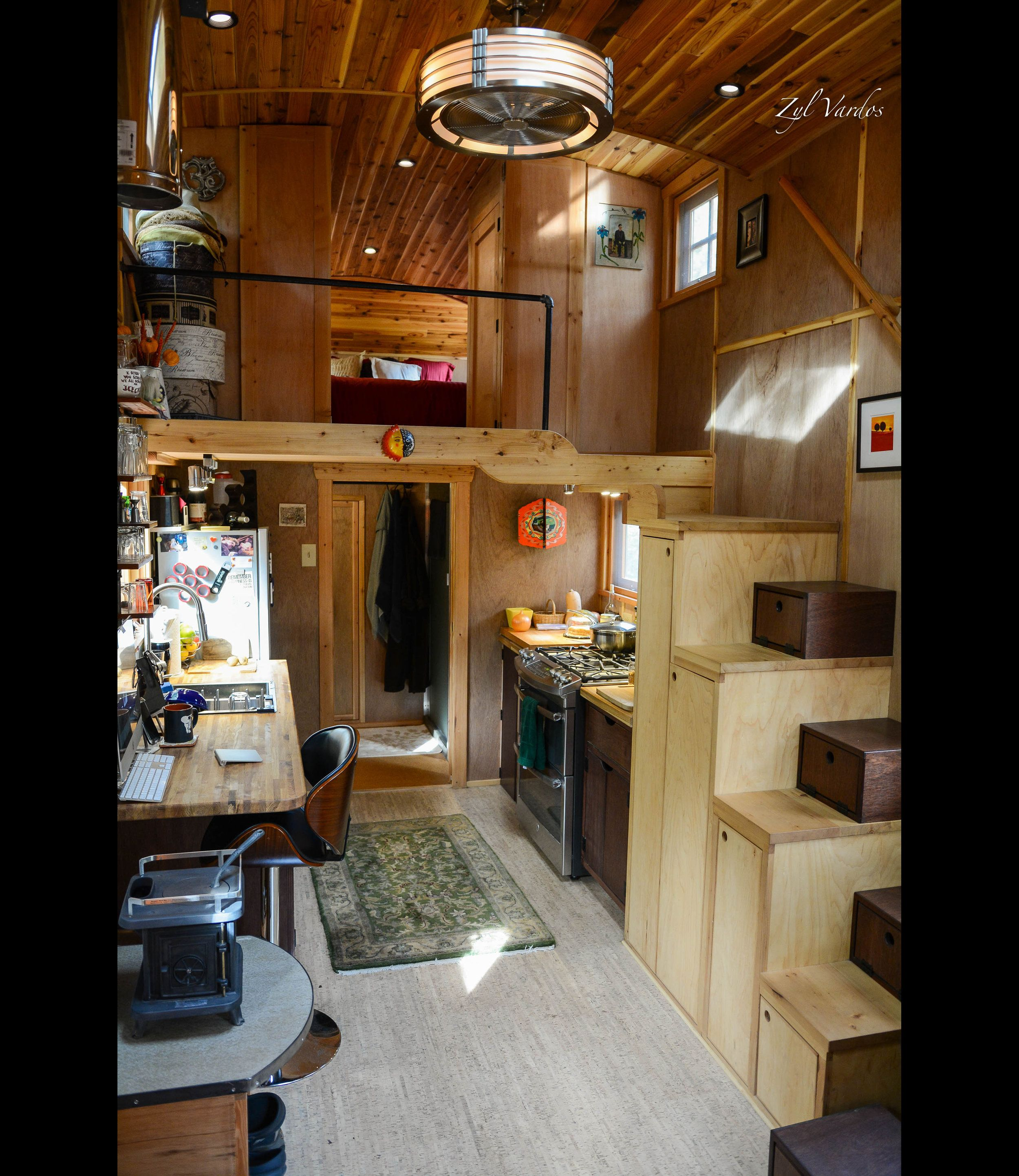 New Tiny House Interiors Images