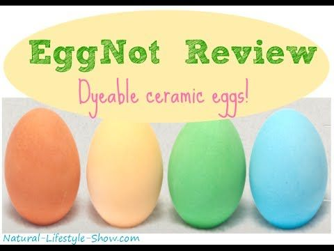 Eggnots Review: Egg Coloring Alternative for Vegans and Those With Egg A...