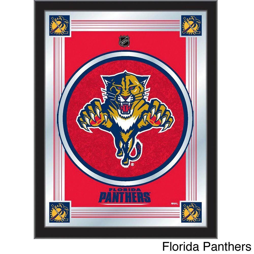 Holland US NHL Logo Mirror (NHL Logo Mirror Florida