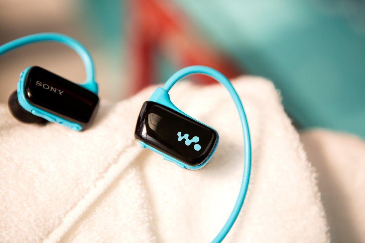 Sony Waterproof Walkman.