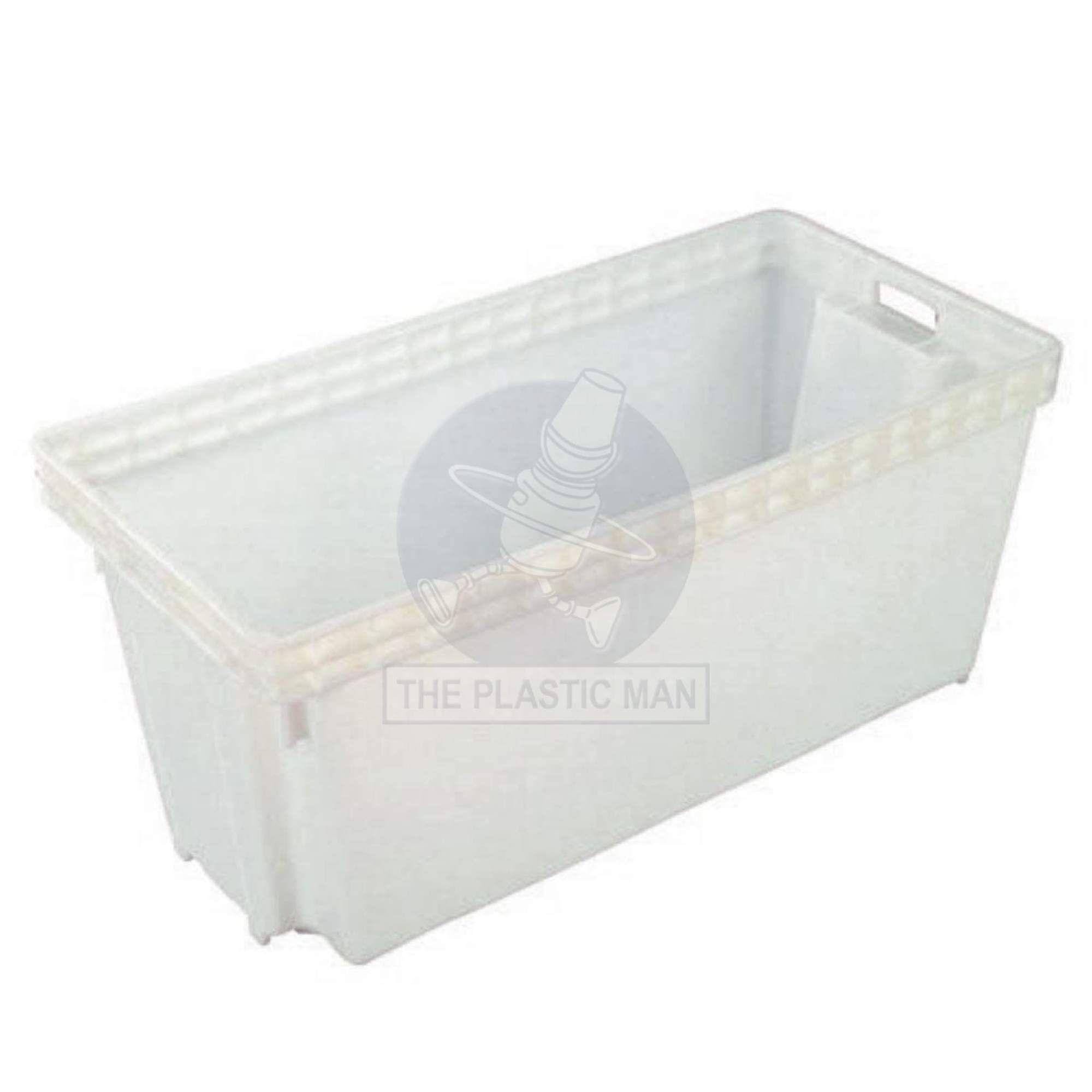 Stack Nest Crate 118l Ih068 Crates Plastic Crates Plastic Storage