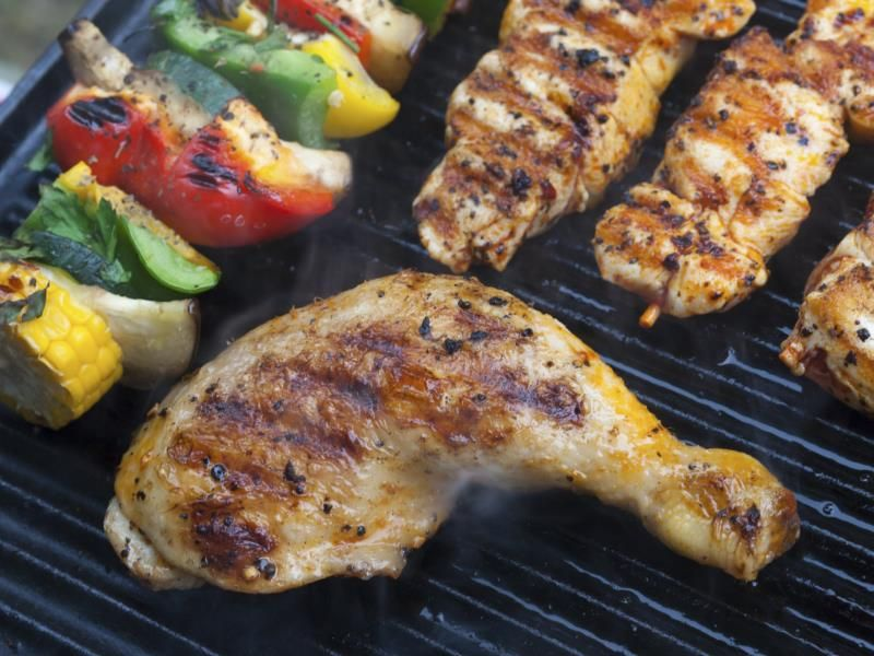 Chicken Gasgrill : Basic grilling tips how to grill a whole chicken tips