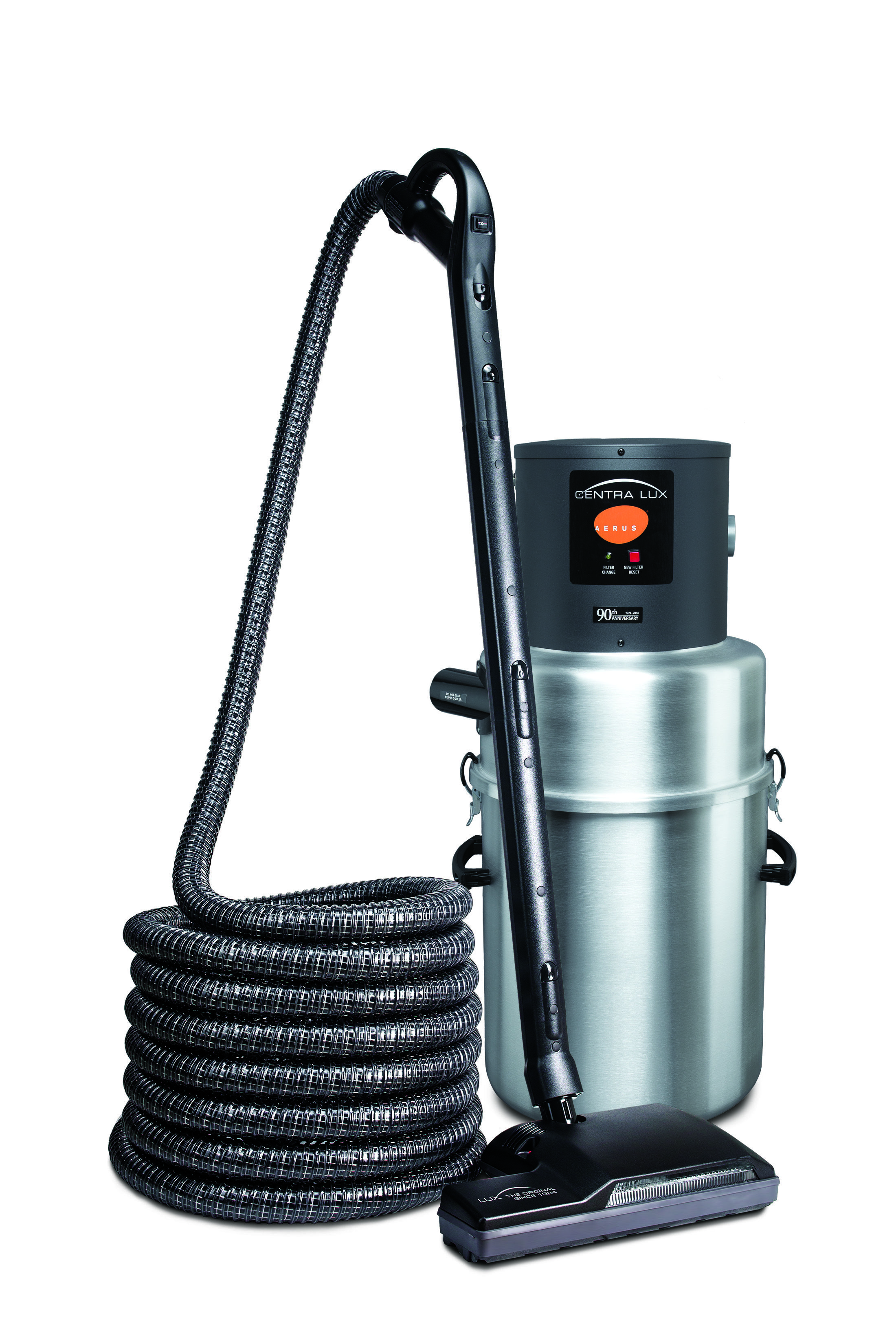 50 OFF NOW!! WHOLE HOME CENTRALUX VACUUM SYSTEM! (With