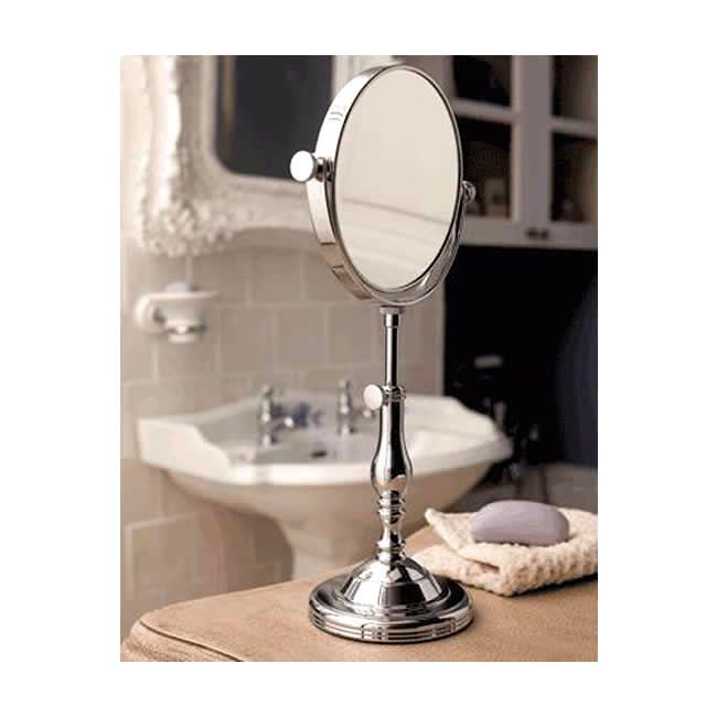 An Elegant Free Standing Mirror Essential For Any Traditionally Styled Bathroom Imperial Istia Alber Bathroom Mirror Bathroom Accessories Standing Mirror