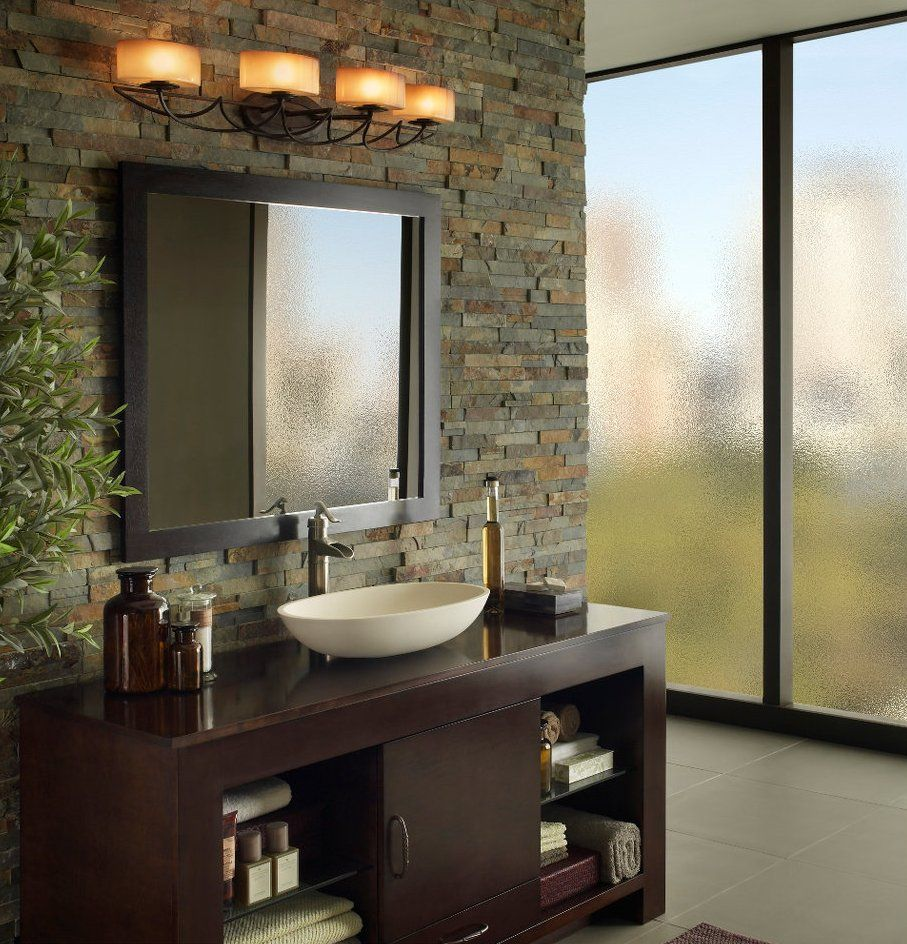 Bathroom mirror decorating ideas - Cool Bathroom Mirror Design Ideas Awesome Wooden Bathroom Storage With White Washbasin Mixed With Vanity Mirror