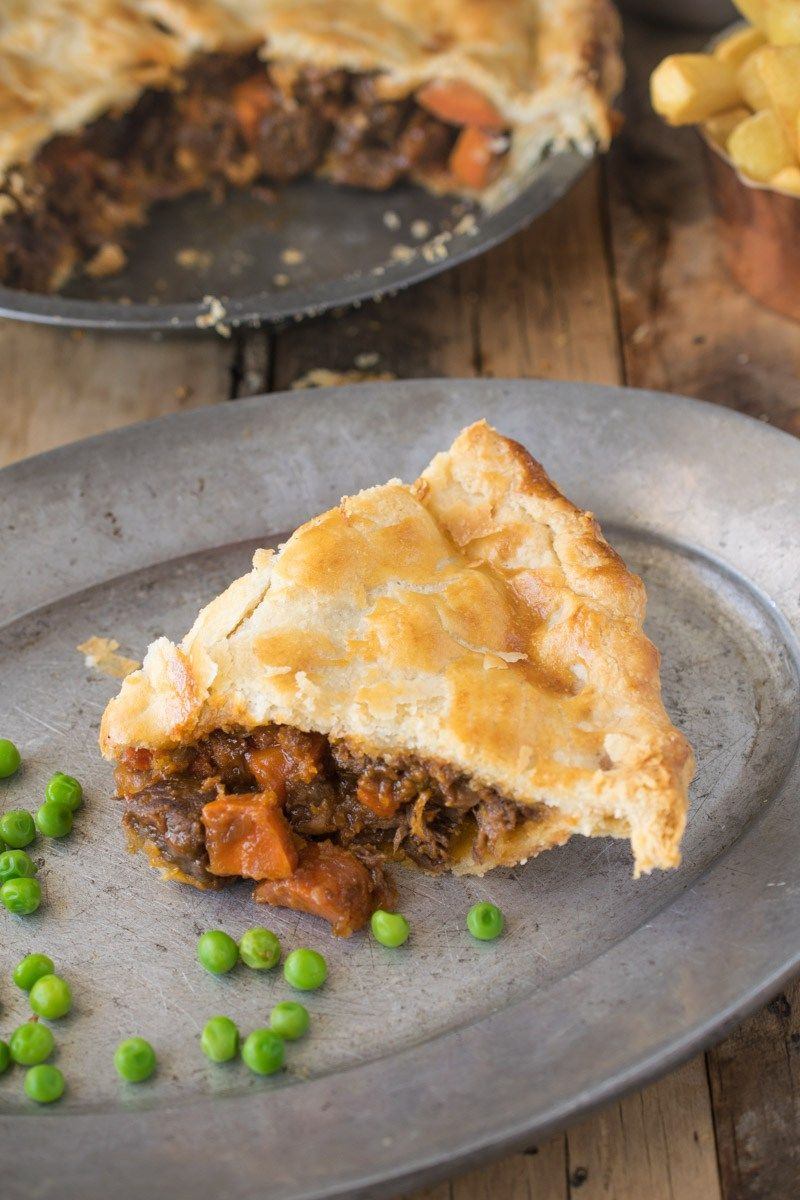 British Steak and Ale Pie | Recipe | Steak, ale, Ale pie ...