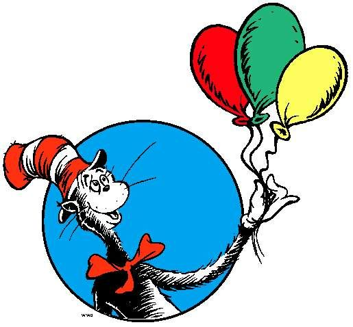 pin by diana trammell on everything pinterest clip art free and rh pinterest com dr seuss clip art black and white dr seuss clipart for teachers