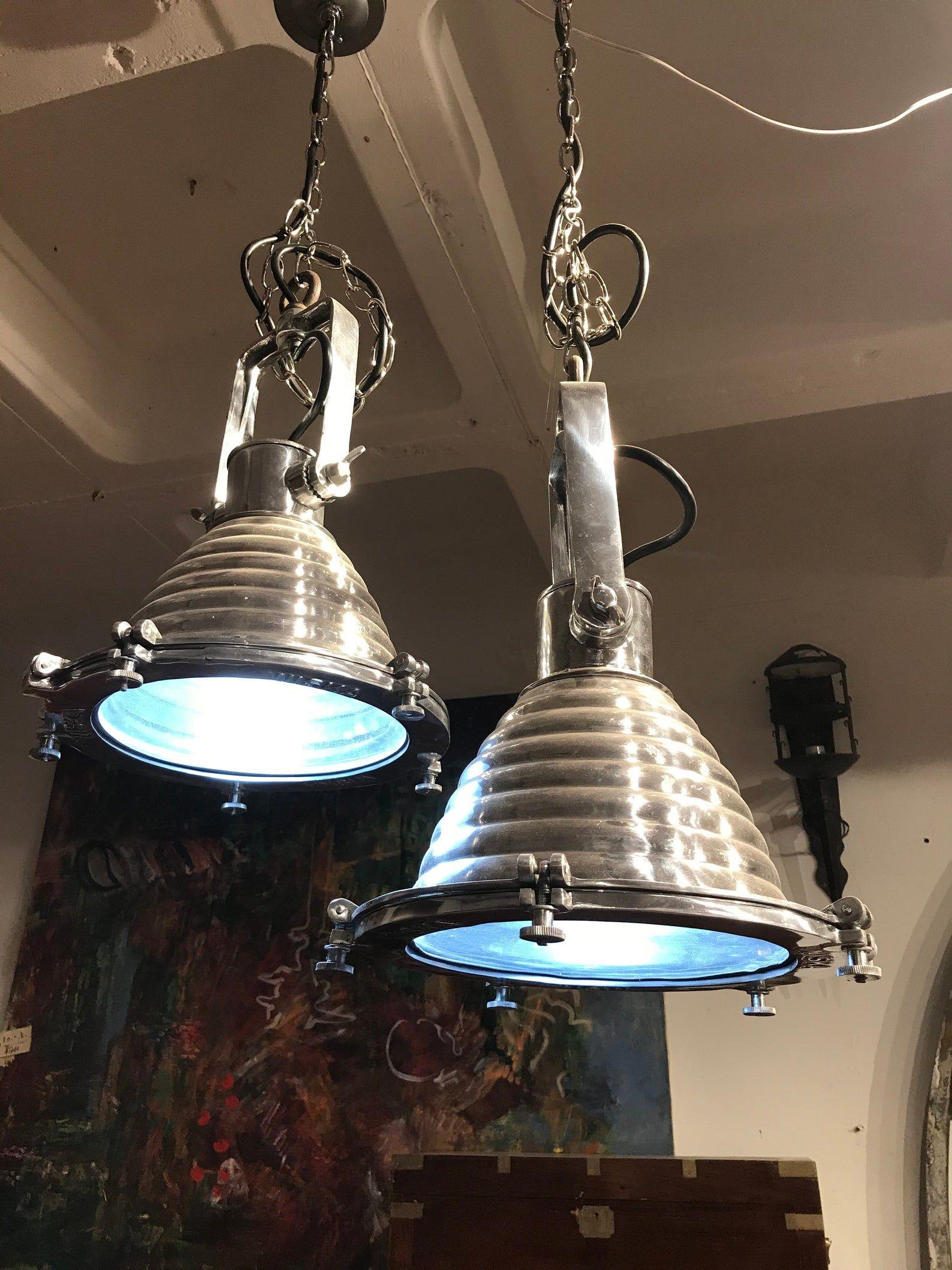 Nautical Industrial Pendant Light Industrial Pendant Lights Vintage Lighting Pendant Light