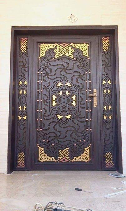 Saudiarabia Riyadh Doors Gates Design Cnc Lifestyle