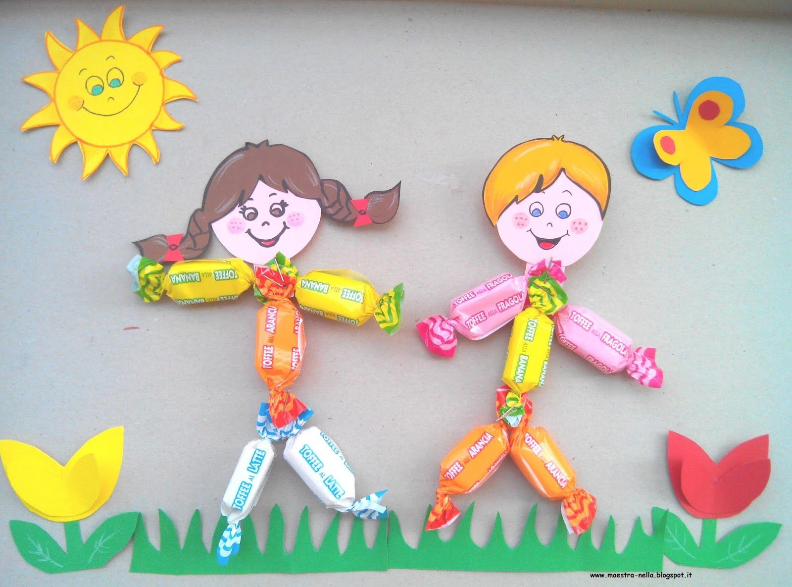 Lavoretti scuola infanzia accoglienza ts51 pineglen for Addobbi per accoglienza scuola infanzia