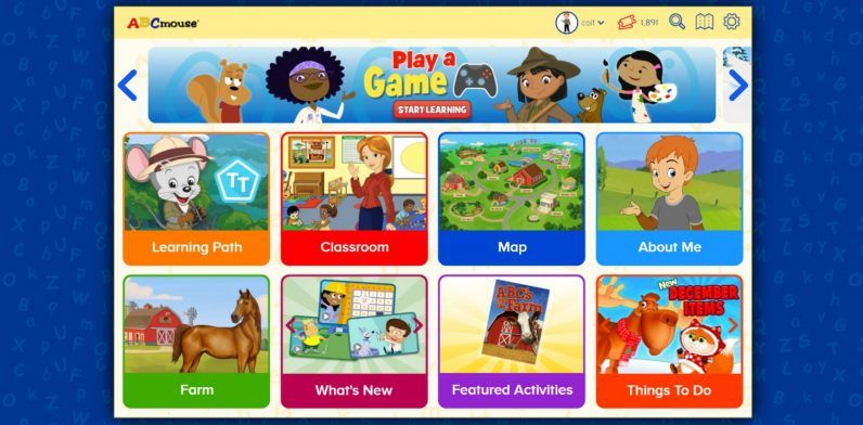 Review ABCMouse Learning Academy is my toddler's favorite