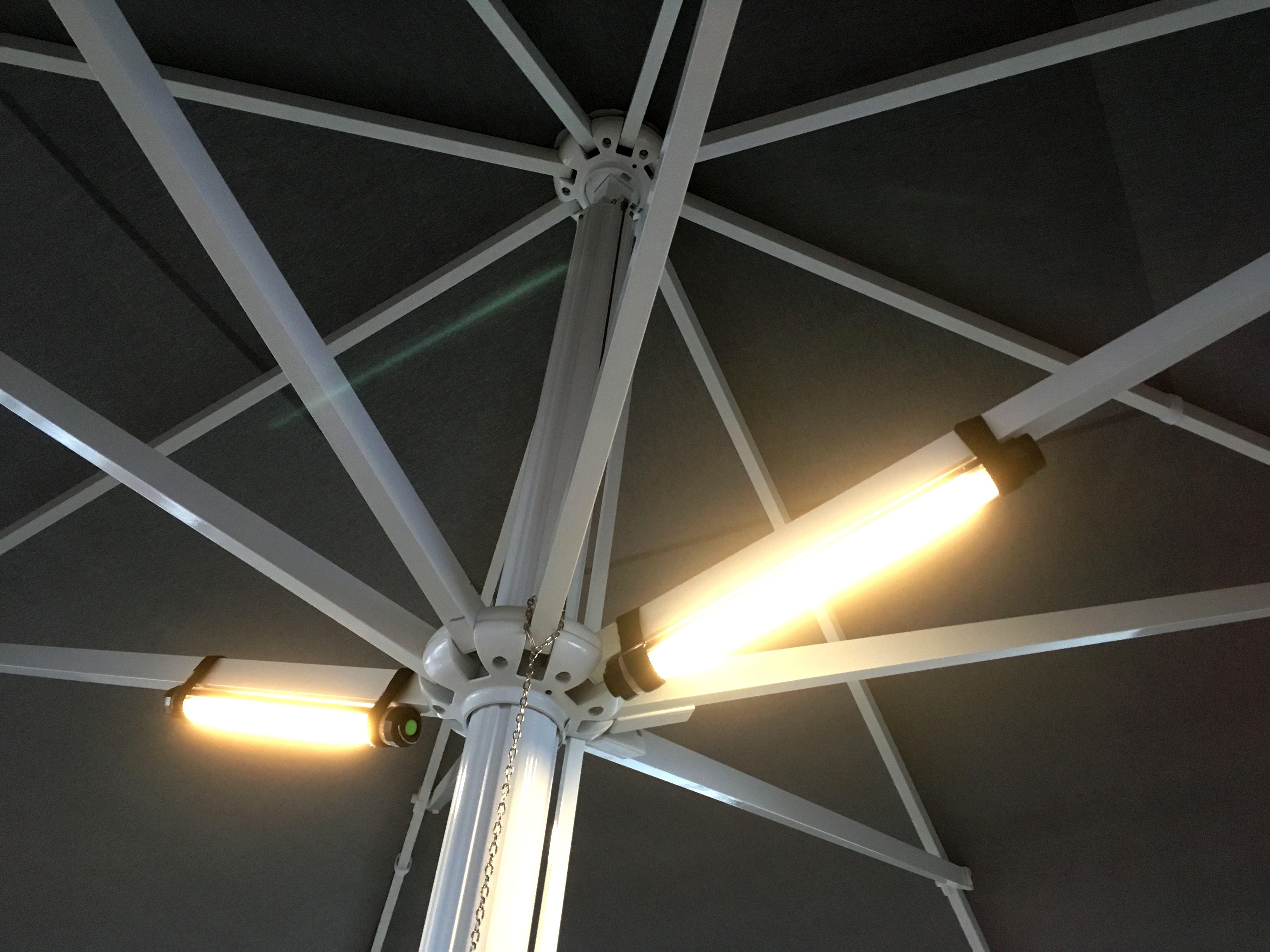 Die Led Beleuchtung Ist In Drei Stufen Dimmbar Einfache Und Schnelle Befestigung Durch Magnethalterung Oder Klettbander Batte Led Beleuchtung Led Lichtquelle