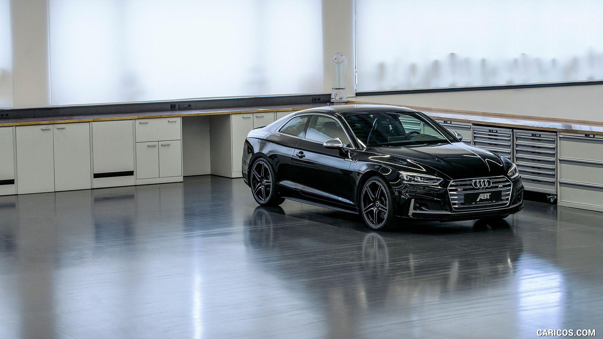 2018 ABT Audi S5 Coupe Wallpaper