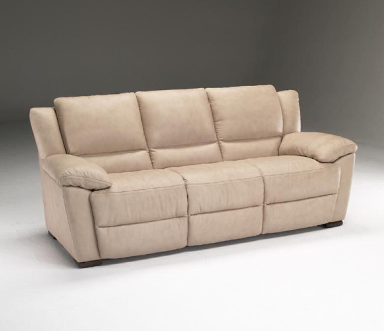 Natuzzi Editions A319 Leather Sofa Set Furniture Expo