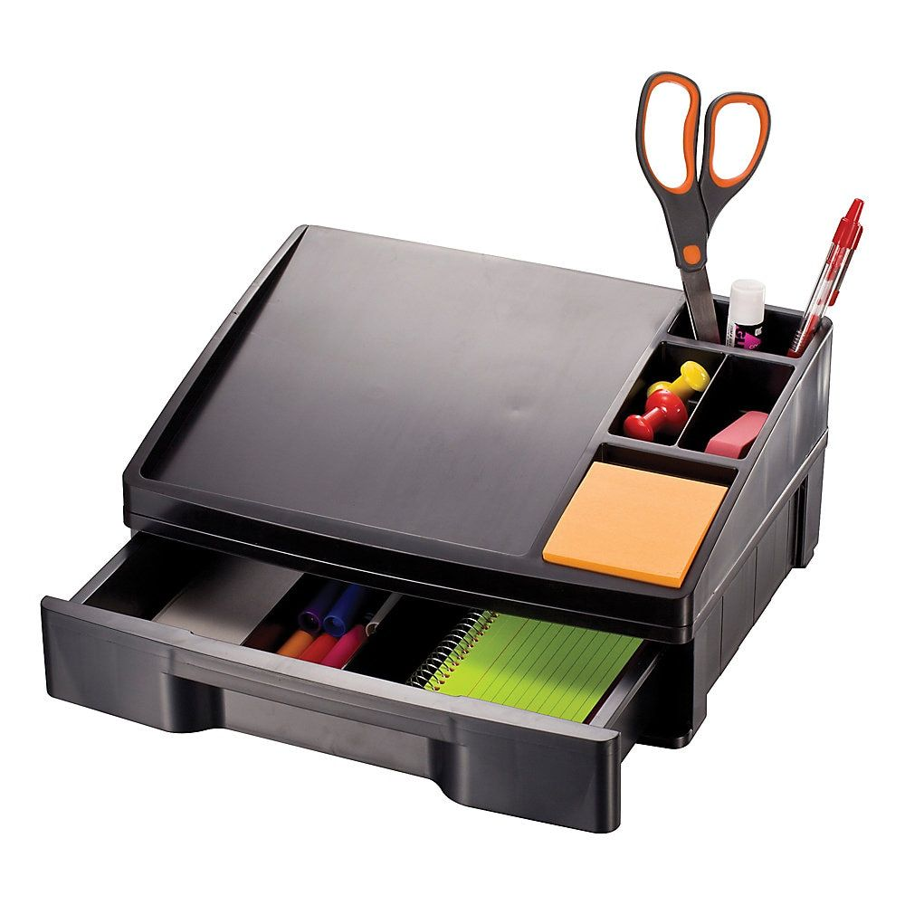Brand 30 recycled drawer and telephone stand 5 78h x