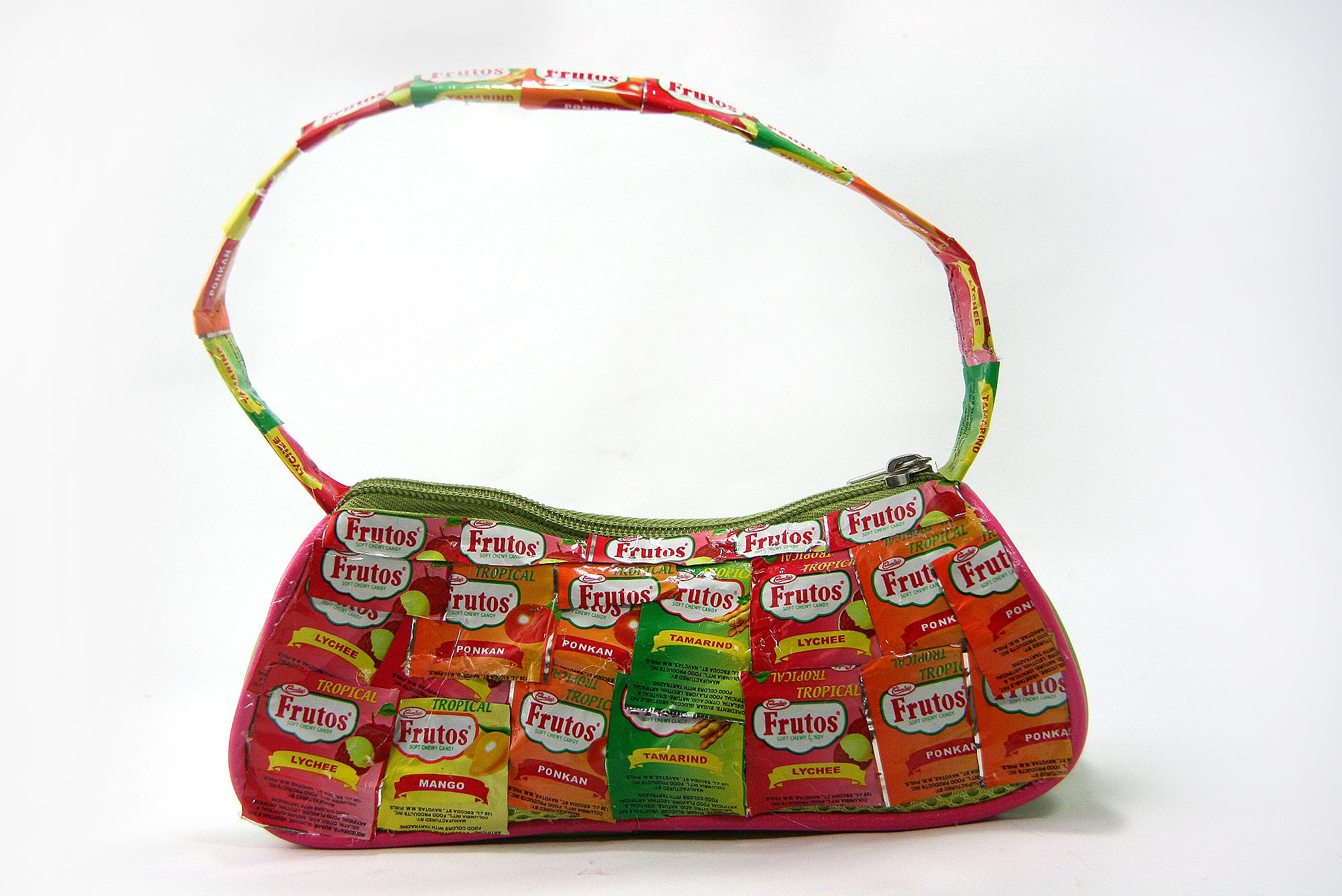 How to Create a Candy Bar Wrapper Purse How to Create a Candy Bar Wrapper Purse new foto