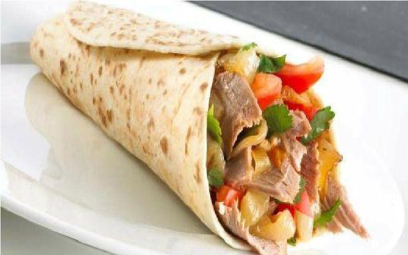 Kebab Isi Daging Ayam Ini Resepnya Shawarma Resep Makanan Cina Lebanese Recipes
