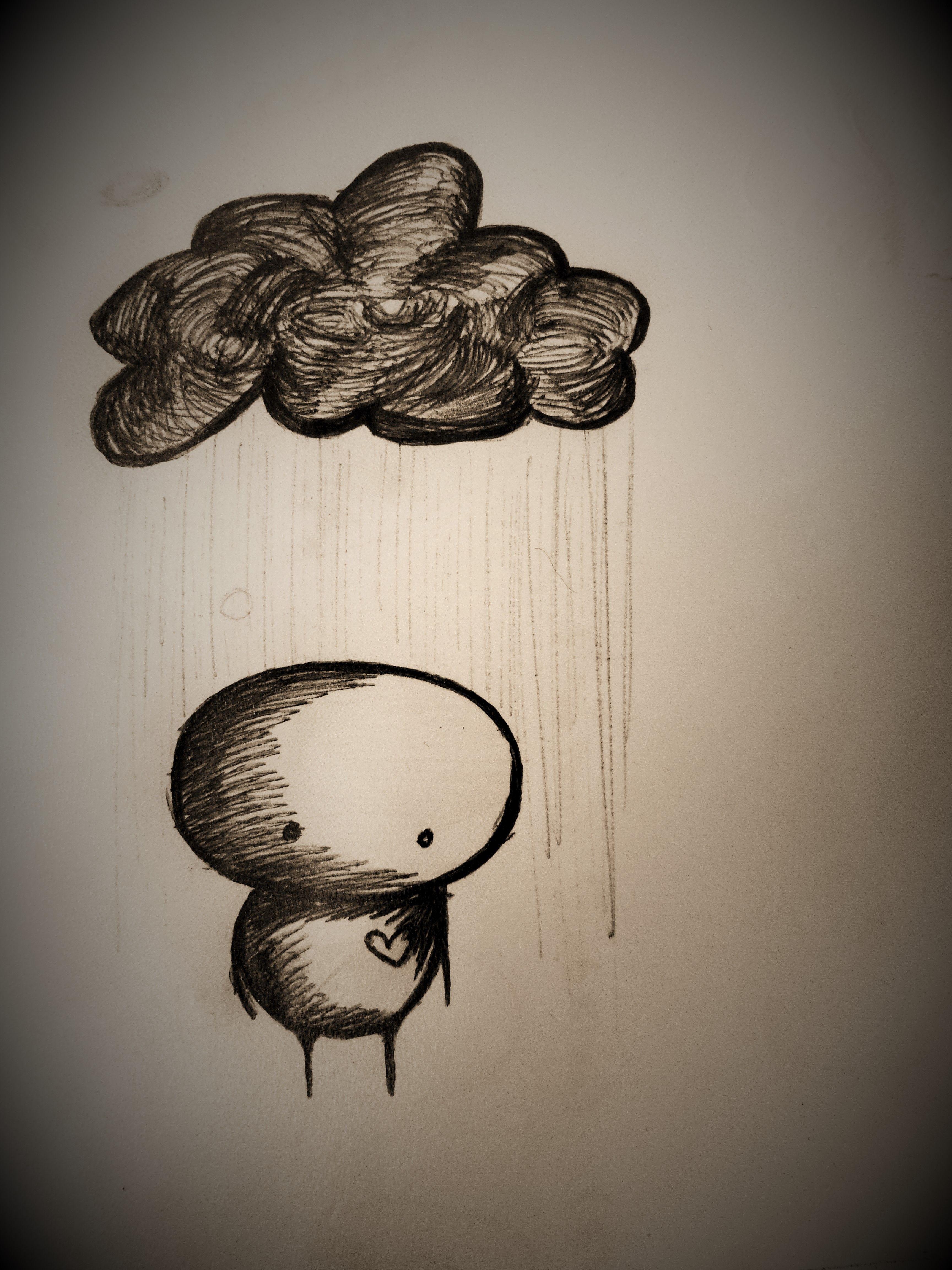 Petit homme triste art dessin pinterest homme triste petit homme et triste - Dessins triste ...