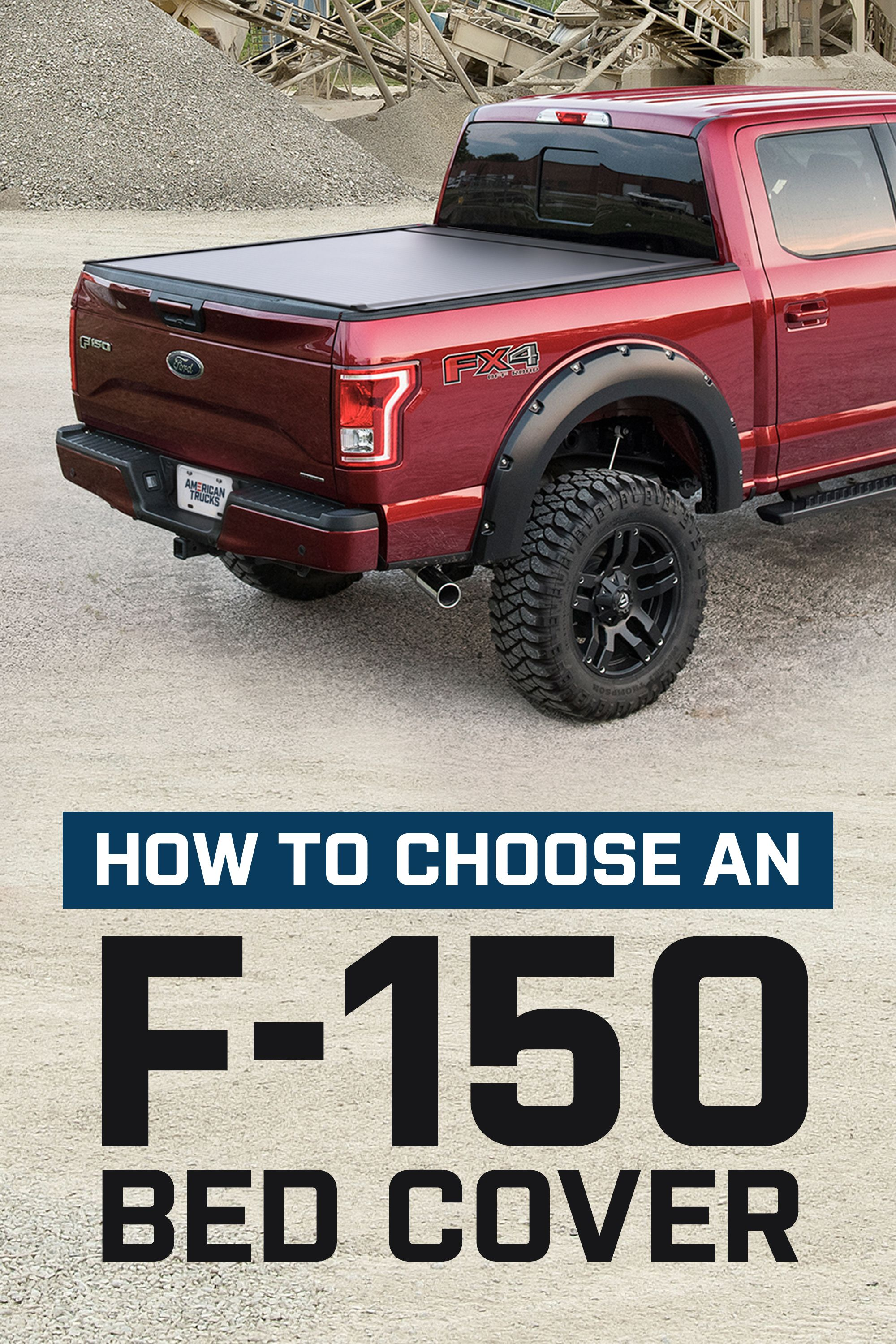 The Ultimate F150 Bed Cover Guide Tonneau cover, F150