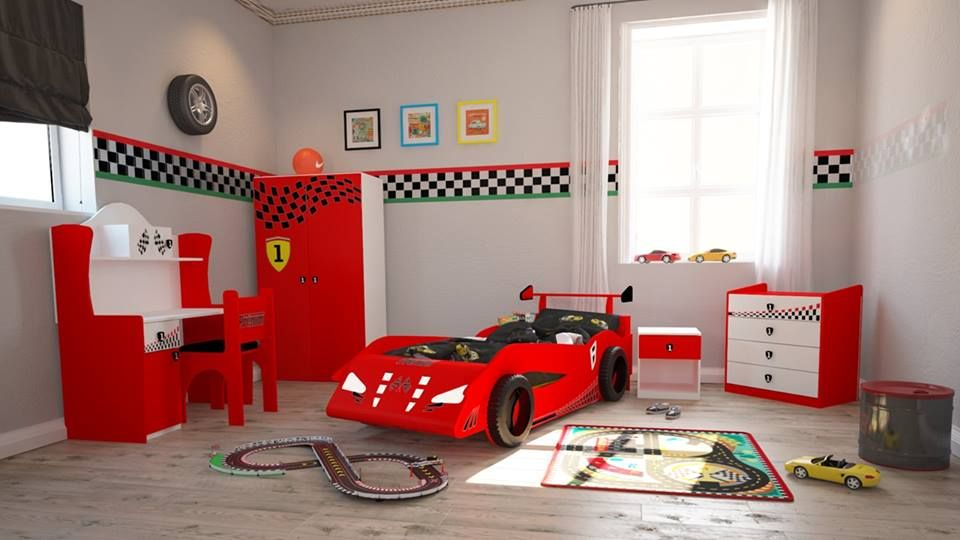 Casashops enfants lisant chambre enfant et bureau