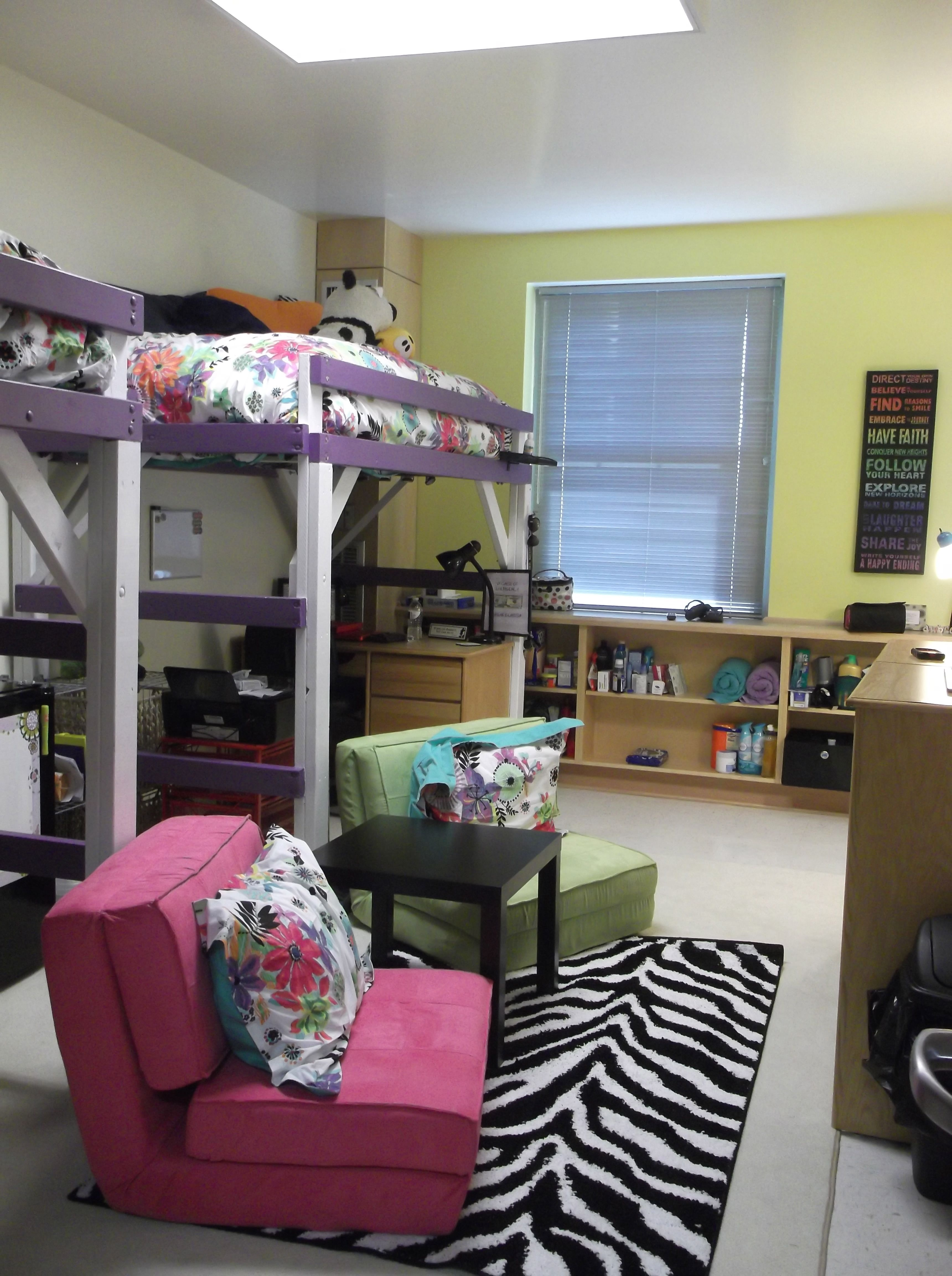 Dorm Room Furniture: Room Makeover, Dorm Room, Dorm