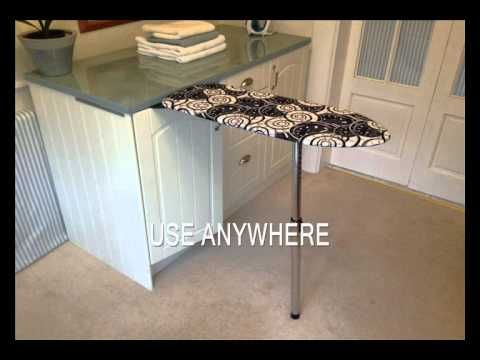 The Ultimate Space Saving Ironing Boards Unique Iron Board