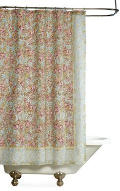 Jessica Simpson Marina Cotton Shower Curtain Ad Duschvorhang