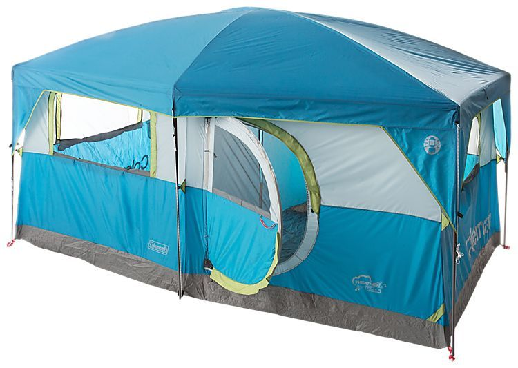 Coleman Alder Creek 8-Person Cabin Tent | Bass Pro Shops  sc 1 st  Pinterest & Coleman Alder Creek 8-Person Cabin Tent | Bass Pro Shops | Inside ...