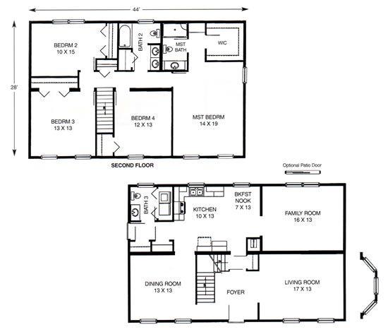 Quonset house floor plans two story glen arbor ideas for House plans hut