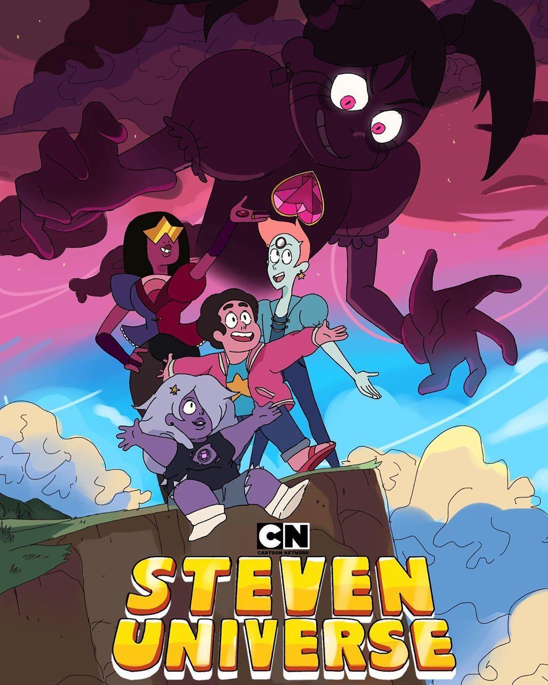 The Movie Poster In The Pilot Style Source Https Ift Tt 2jdjdwi Steven Universe Movie Steven Universe Anime Steven Universe Pilot