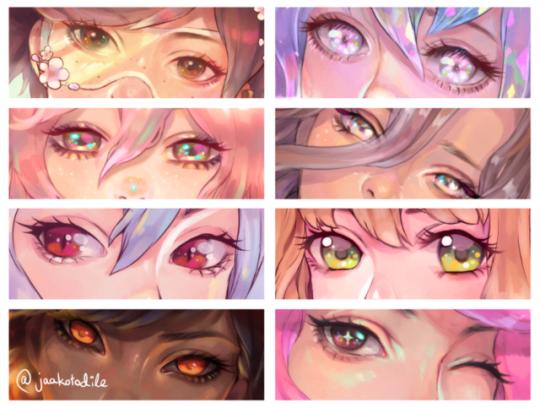 C Love R Eye Drawing Eyes Artwork Anime Eyes