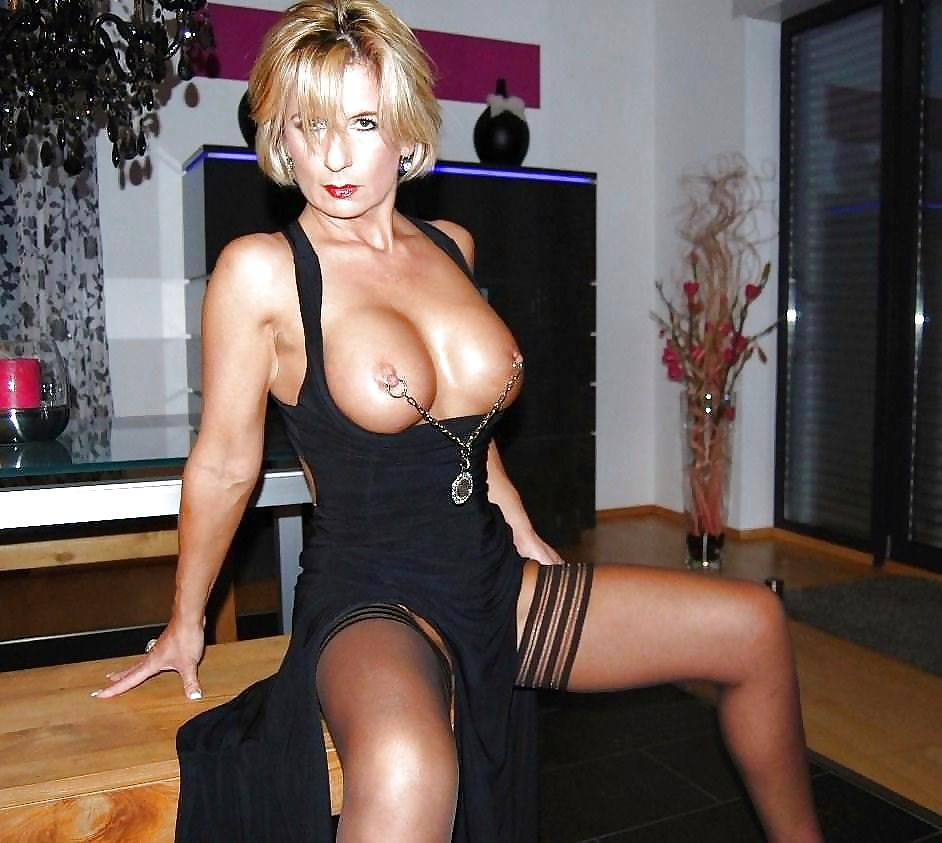 Mature kinky german milfs