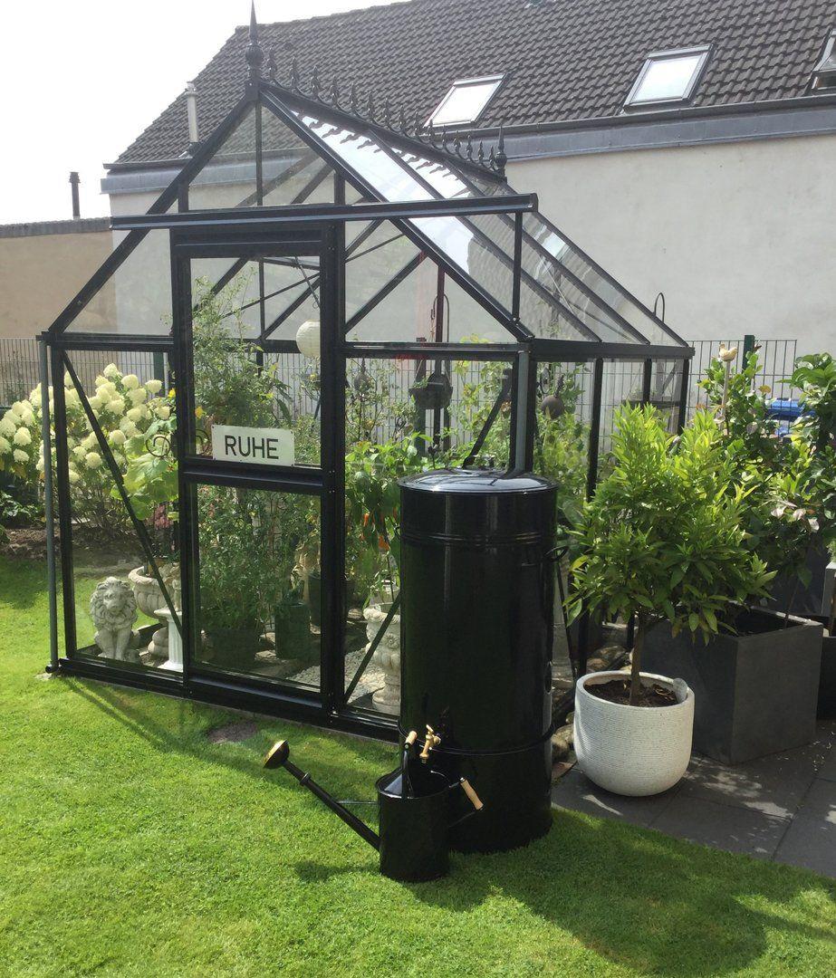 Regentonne Wassertonne Verzinkt Pulverbeschichtet Garten Regentonne Wassertonne Und Tonne