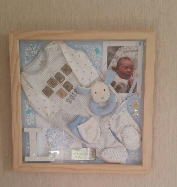 Personalised baby memory keepsake photo frames babys first items personalised baby memory keepsake photo frames babys first items baby nursery wall decor keepsake baby negle Gallery