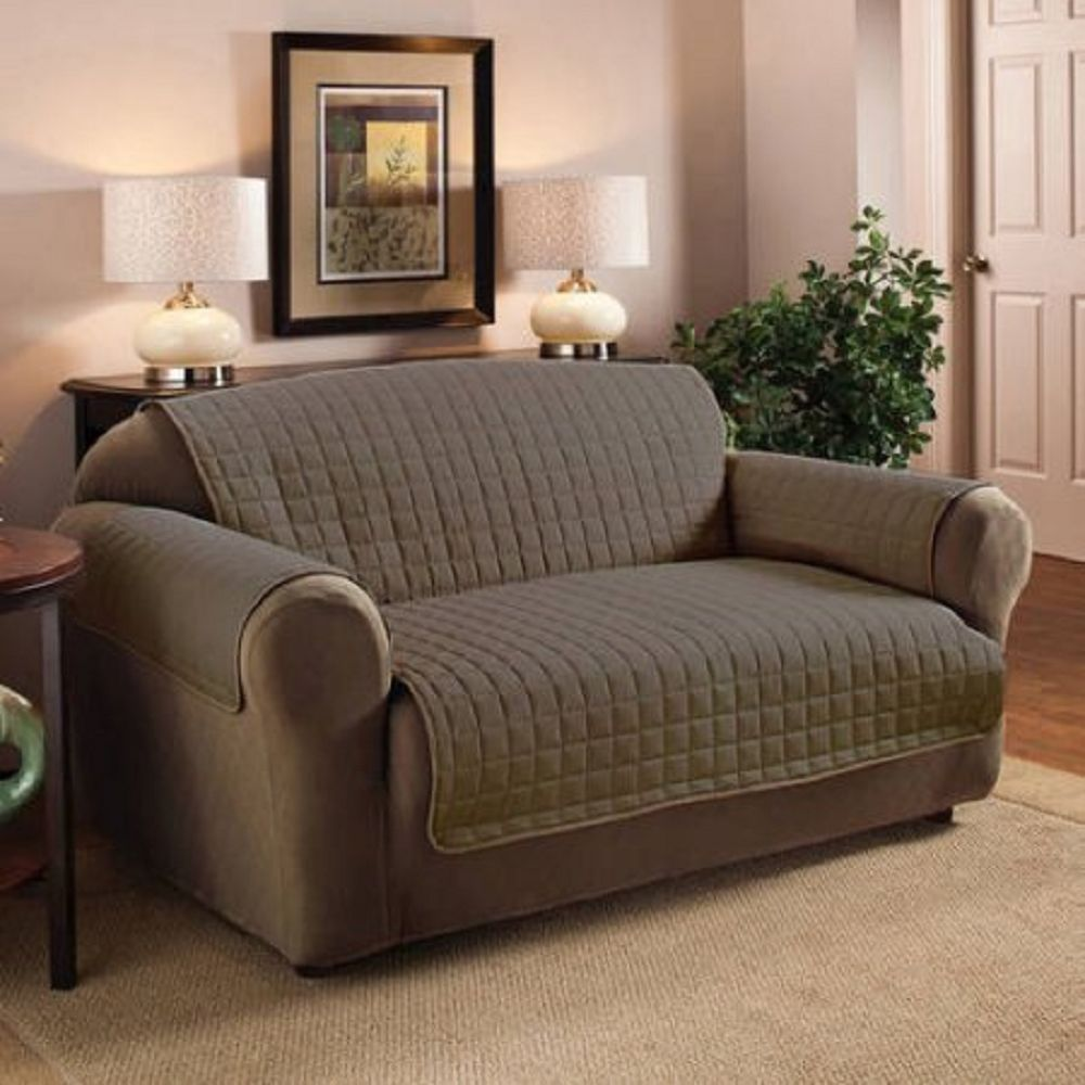 Quality Polyester Microfiber Quilted Furniture Protector