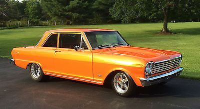 Chevrolet: Nova SS 1964 nova ss custom streetrod 500 hp new build under 1 500 mi https://t.co/o77G1rXbxc https://t.co/qgRHKzvyIL
