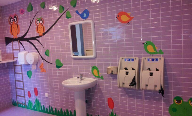 Vinilos infantiles war decoration for Vinilos dormitorios infantiles
